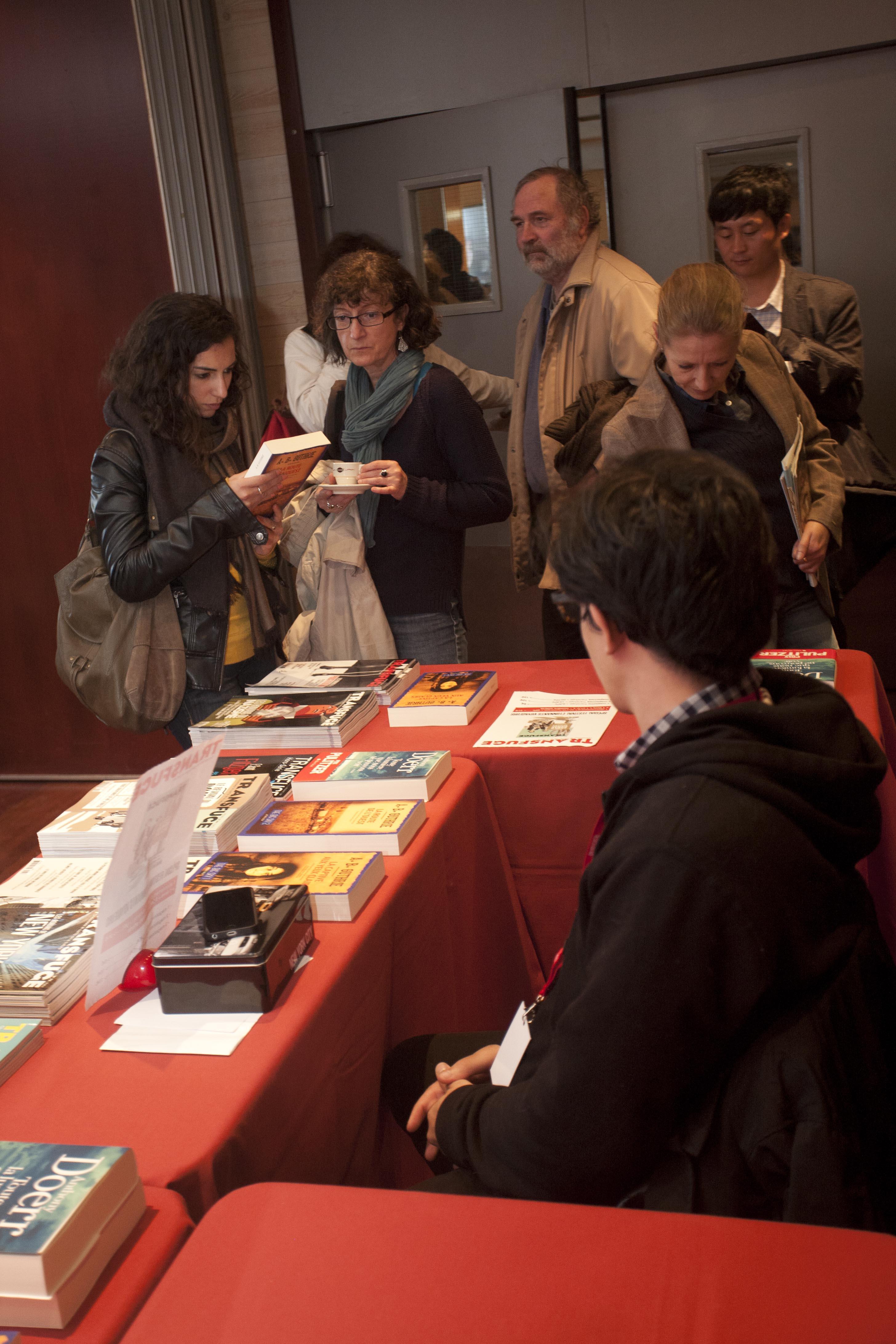 rennes rencontre gay writers à Saint-Joseph